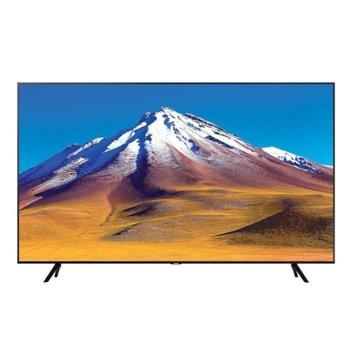 "Телевизор Samsung 55TU7092 (UE55TU7092UXXH), 55"" (139.7 cm) LED 4K UHD Smart TV, HDR, DVB-T2/C/S2, Wi-Fi, LAN, 2x HDMI, 1x USB, енергиен клас G image"