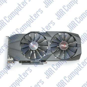 Видео карта Nvidia GeForce P104-100, 4GB, Asus Mining Series MINING-P104-4G, PCI-E x16, GDDR5X, 256 bit, за добив на криптовалути image
