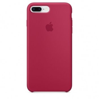Apple iPhone 8 Plus/7 Plus Silicone Case Rose Red product
