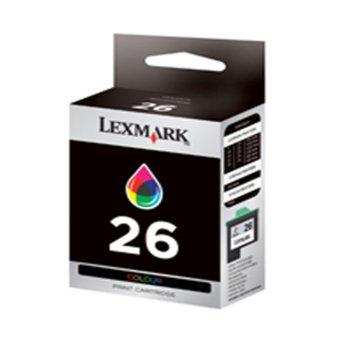 ГЛАВА LEXMARK ColorJetPrinter Z 13/23/33/615 - Color high yield - P№ 10N0026E /26/ - заб.: 275p image