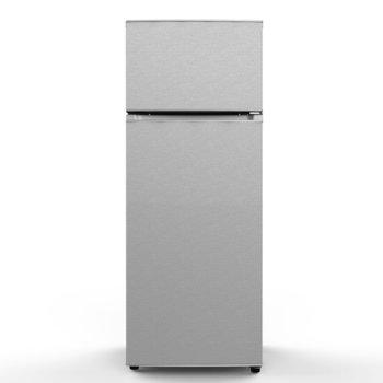 Хладилник с камера Crown DF-277S, клас A+, 209 л. общ обем, свободностоящ, 217 kWh/годишно, инокс image