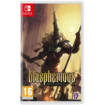 Игра за конзола Blasphemous Deluxe Edition, за Nintendo Switch image