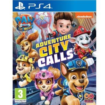 Игра за конозла PAW Patrol: Adventure City Calls, за PS4 image