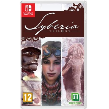 Игра за конзола Syberia Trilogy, за Nintendo Switch image