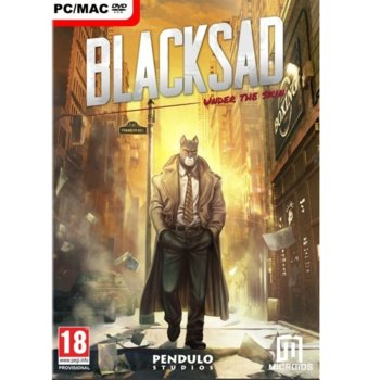 Blacksad: Under the Skin PC product