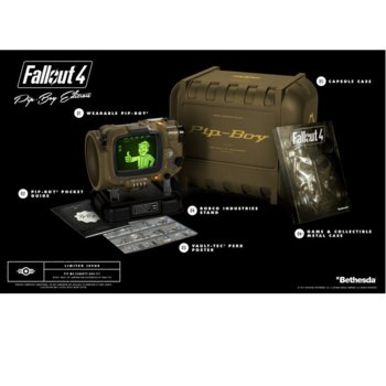 Fallout 4 Pip-Boy Edition product
