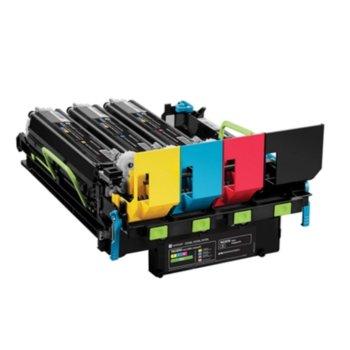Imaging Kit за Lexmark CS720de / CS720dte / CS725de / CS725dte / CX725de / CX725dhe / CX725dthe - Cyan/Magenta/Yellow - P№ 74C0Z50 - заб.: 150 000k image