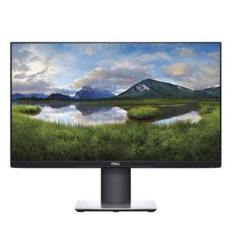 """Монитор Dell P2421D, 23.8"""" (60.45 cm) IPS панел, QHD, 5ms, 300cd/m2, DisplayPort, HDMI, 4x USB 3.0  image"""