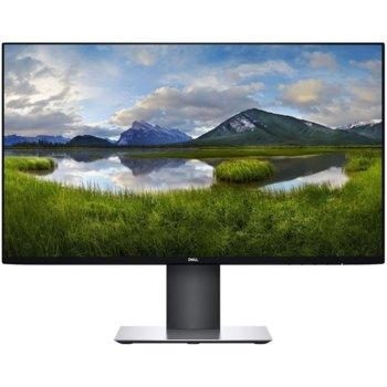 Монитор Dell U2419H, 23.8 (60.45 cm), IPS панел, Full HD, 6ms, 250cd/m2, Display Port, HDMI, USB Hub image
