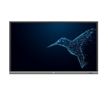 "Интерактивен дисплей Avtek Touchscreen Lite 5, 75"" (190.5 см) 4K Ultra HD Capacitive мулти-тъч дисплей, HDMI, USB 2.0 image"