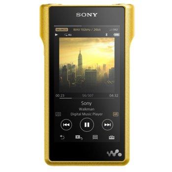 Sony NW-WM1Z Black 256GB 4 TFT c, NFC Bluetooth product