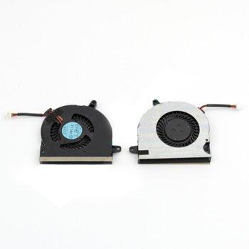 Вентилатор за лаптоп, съвместим със Samsung X118 X120 X130 X170 X123 image
