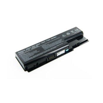 Батерия (заместител) за лаптоп Acer Aspire 5520, съвместима с 5710/5720/5920/6920/6930/7520/8930, 6cell, 11.1V, 4400mAh image
