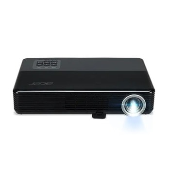 Проектор Acer XD1320Wi, DLP, WXGA (1280 x 800), 1 000 000 : 1, 4000lm, Wi-Fi, HDMI, VGA, USB image