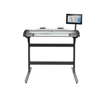 Плотер HP SD Pro 44-in, 1200 DPI, 4GB, 500GB, LAN, USB  image