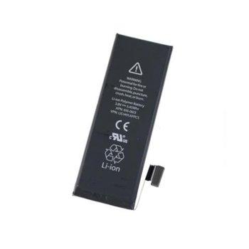 Батерия (заместител) за iPhone 5S, 1440mAh/3.8 V image