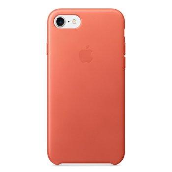 Apple iPhone 7 Leather Case - Geranium product