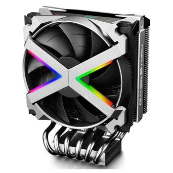 Охлаждане за процесор DeepCool FRYZEN, съвместимост със AMD TR4/AM4/AM3+/AM3/AM2+/AM2/FM2+/FM2/FM1 image