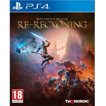 Kingdoms of Amalur: Re-Reckoning PS4 product