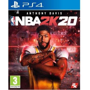 Игра за конзола NBA 2K20, за PS4 image