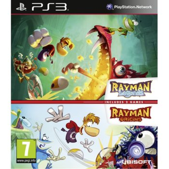 Rayman: Origins and Legends product