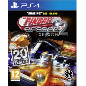 The Pinball Arcade 2 product