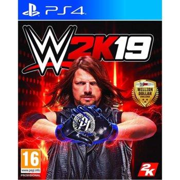 Игра за конзола WWE 2K19, за PS4 image