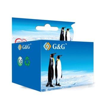 ГЛАВА ЗА HP Deskjet ink advantage 3525/4615/4625/5522/6525 - Yellow - CZ112AE - (655) - P№ NP-H-0655Y - G&G - Неоригинален Заб.: 600k image
