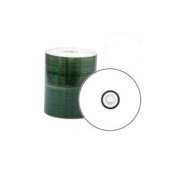 Оптичен носител CD-R80, 700MB, Samsung, 52x, 50бр image