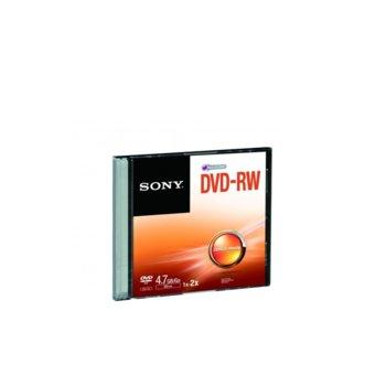 Sony DVD-RW 4.7GB Slim case  product