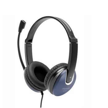 Слушалки MICROLAB K290, черни image