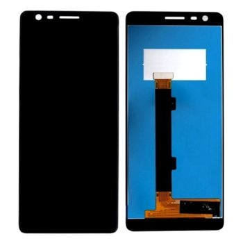 Nokia 3.1 / Nokia 3 2018 LCD with touch Black Orig product