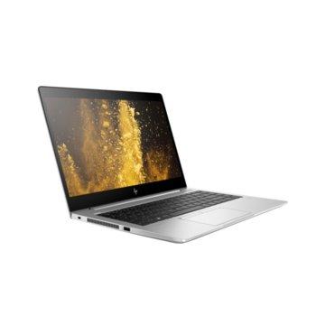 "Лаптоп HP EliteBook 840 G6 (06XD68EA)(сребрист), четириядрен Whiskey Lake Intel Core i7-8565U 1.8/4.6 GHz, 14.0"" (35.56 cm) Full HD Anti-Glare Display, (HDMI), 32GB SSD, 1TB SSD, 1x Thunderbolt, Windows 10 Pro image"