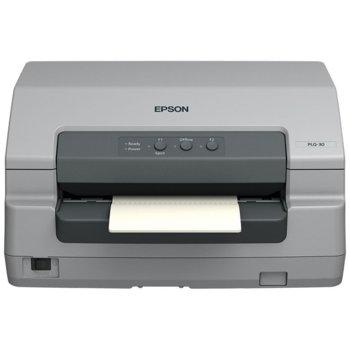 Матричен принтер Epson PLQ-30M, 24pin/94col, Parallel & USB image