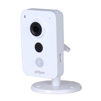 IP камера Dahua IPC-K35-LTE-HW821, Cube камери, 3MPix (2304x1536@20fps), 2.8mm обектив, H.264/MJPEG, осветеност (до 10m), вътрешна, RJ-45 image