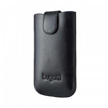 Bugatti SlimCase Leather Universal 2XL (черен) product