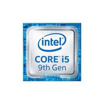 Процесор Intel Core i5-9500, шестядрен (3/4.4GHz, 9MB Cache, 350 MHz-1.10 GHz, LGA1151) Tray, без охлаждане image