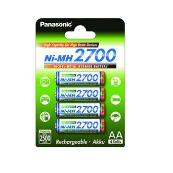 Panasonic AA 2700mAh BL4 24332 product