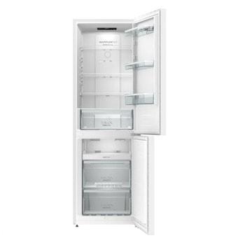 Хладилник с фризер Gorenje NRK6191PW4, клас F, 302L общ обем, свободностоящ, NoFrost Plus, AdaptTech, EcoMode, бял image