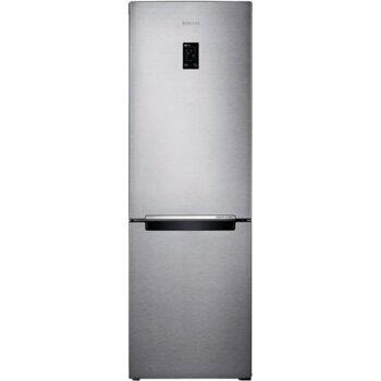 Хладилник с фризер SAMSUNG RB34T670DSA/EF, D, 340 L общ обем, свободностоящ, 204 kWh годишно, сребрист image