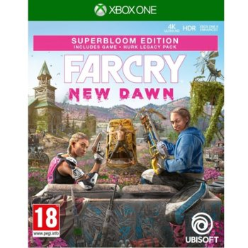 New Dawn Superbloom Deluxe Edition (Xbox One) product