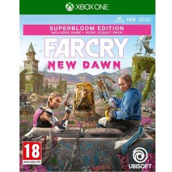 Игра за конзола Far Cry New Dawn Superbloom Edition, за Xbox One image