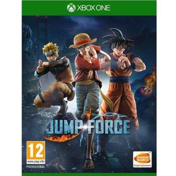 Игра за конзола Jump Force, за Xbox One image