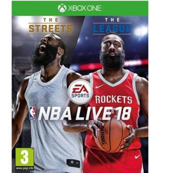 NBA LIVE 18 product