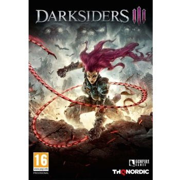Игра Darksiders III, за PC image