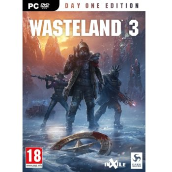 Игра Wasteland 3 - Day One Edition, за PC image