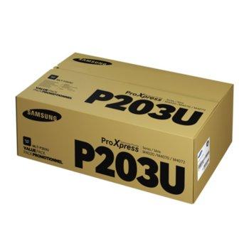 Касети за Samsung MLT-P203U - SV123A - 2 pack - Black - заб.: 2x 30 000k image