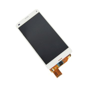 Sony Xperia Z3 mini, LCD with t and f, White product