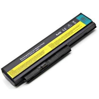 Батерия (заместител) за лаптоп Lenovo ThinkPad, съвместима с X220/X220i/X220s/X230, 11.1V, 5200mAh  image