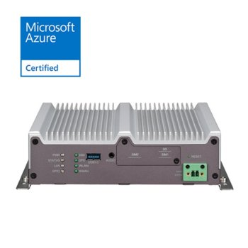 Индустриален компютър Nexcom VTC1010-BK (10V00101000X0), двуядрен Intel Atom E3827 1.75 GHz, 2GB DDR3L, 64GB SSD, USB, Windows image